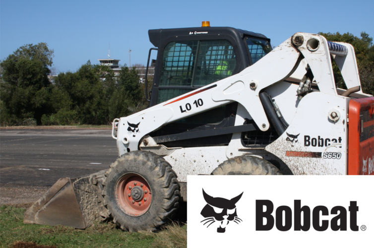 Bobcat compact machinery & spare parts