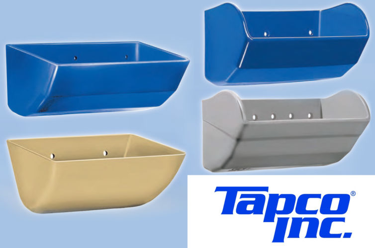 Tapco Elevator Buckets & Bolts