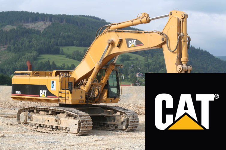 Caterpillar heavy machinery & spare parts